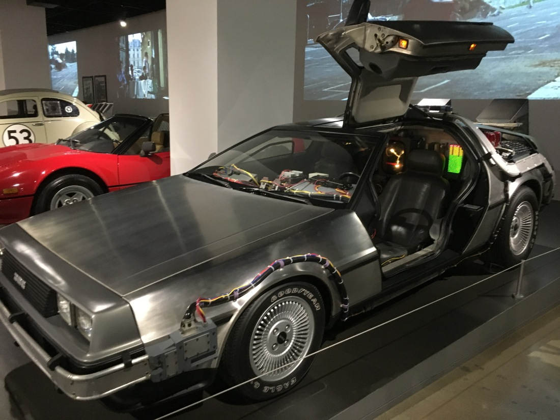 1981 Delorean Time Machine, Back to the Future