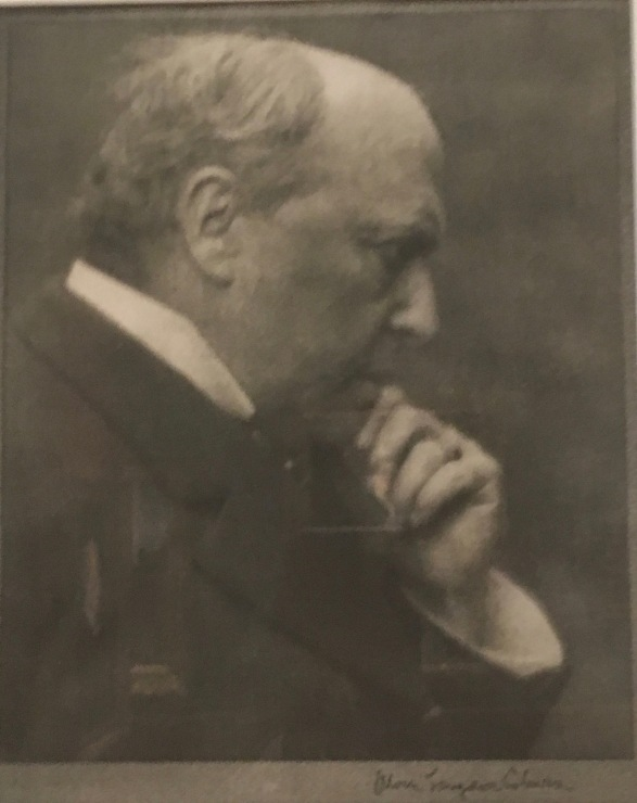 Henry James 1906 Photogravure by Alvin Landon Coburn