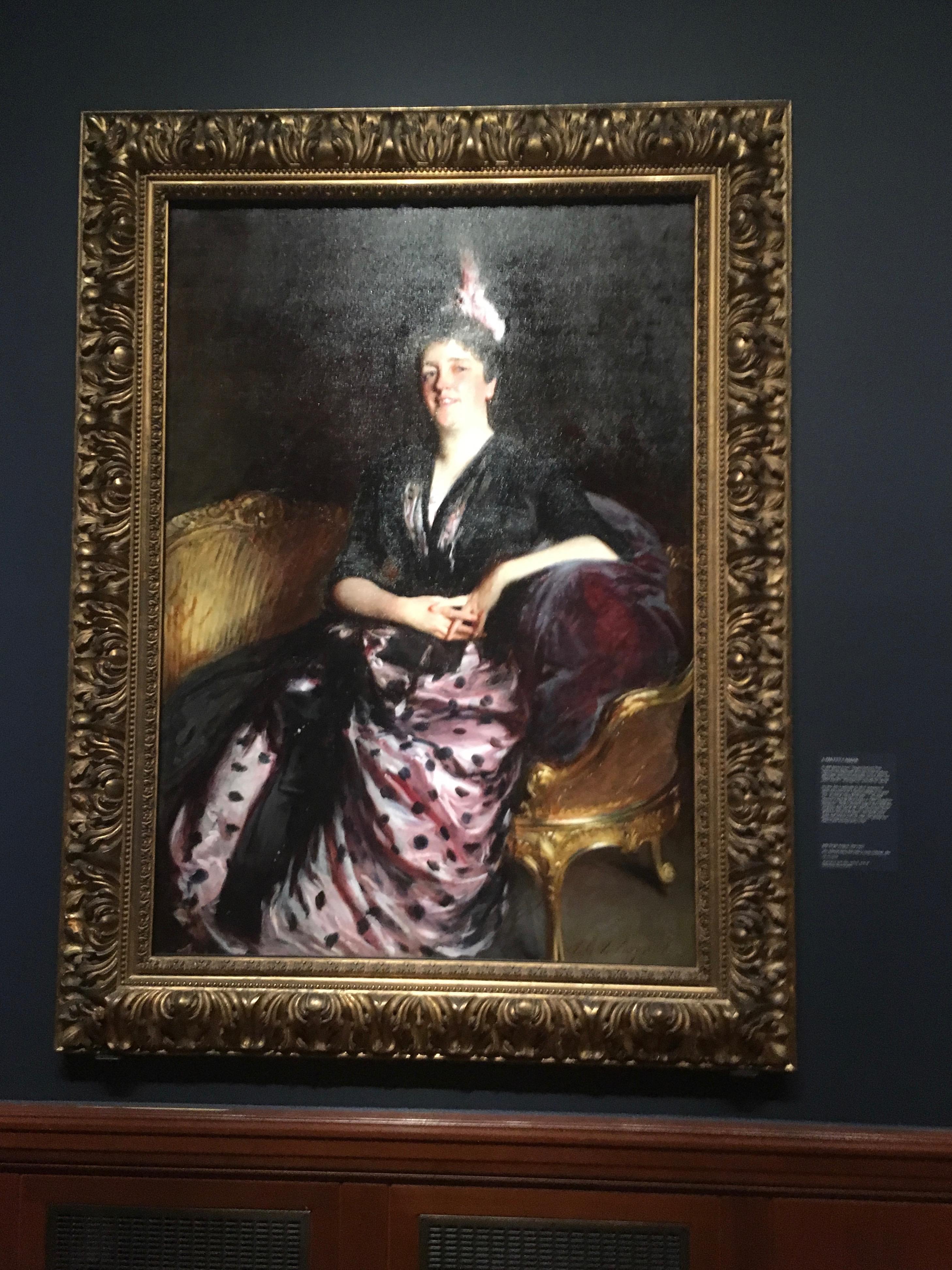 Mrs. Edward Darley Boit JSS 1887