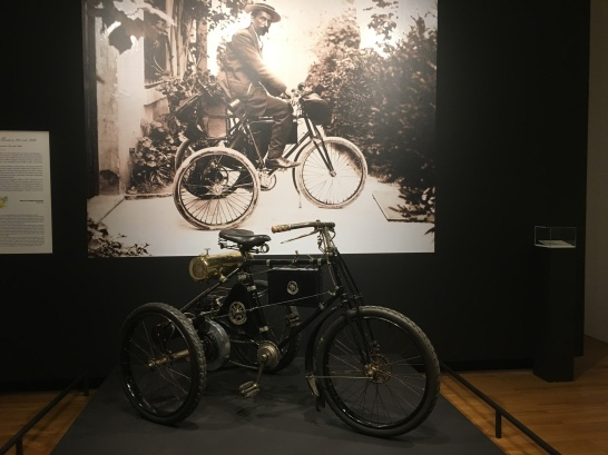 Massena Museum Jean Gilleta Bike